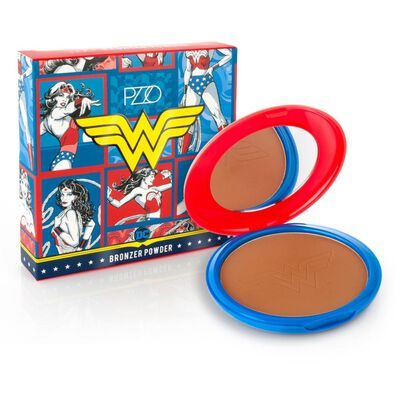 Polvo Bronceado Matte 30 Gr Wonder Woman