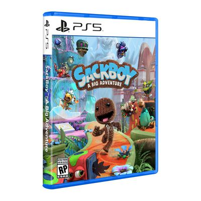 Videojuego Ps5 Sackboy A Big Adventure