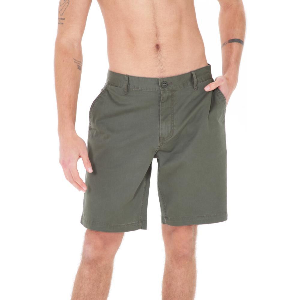 Short Hombre Maui Liso Green image number 2.0