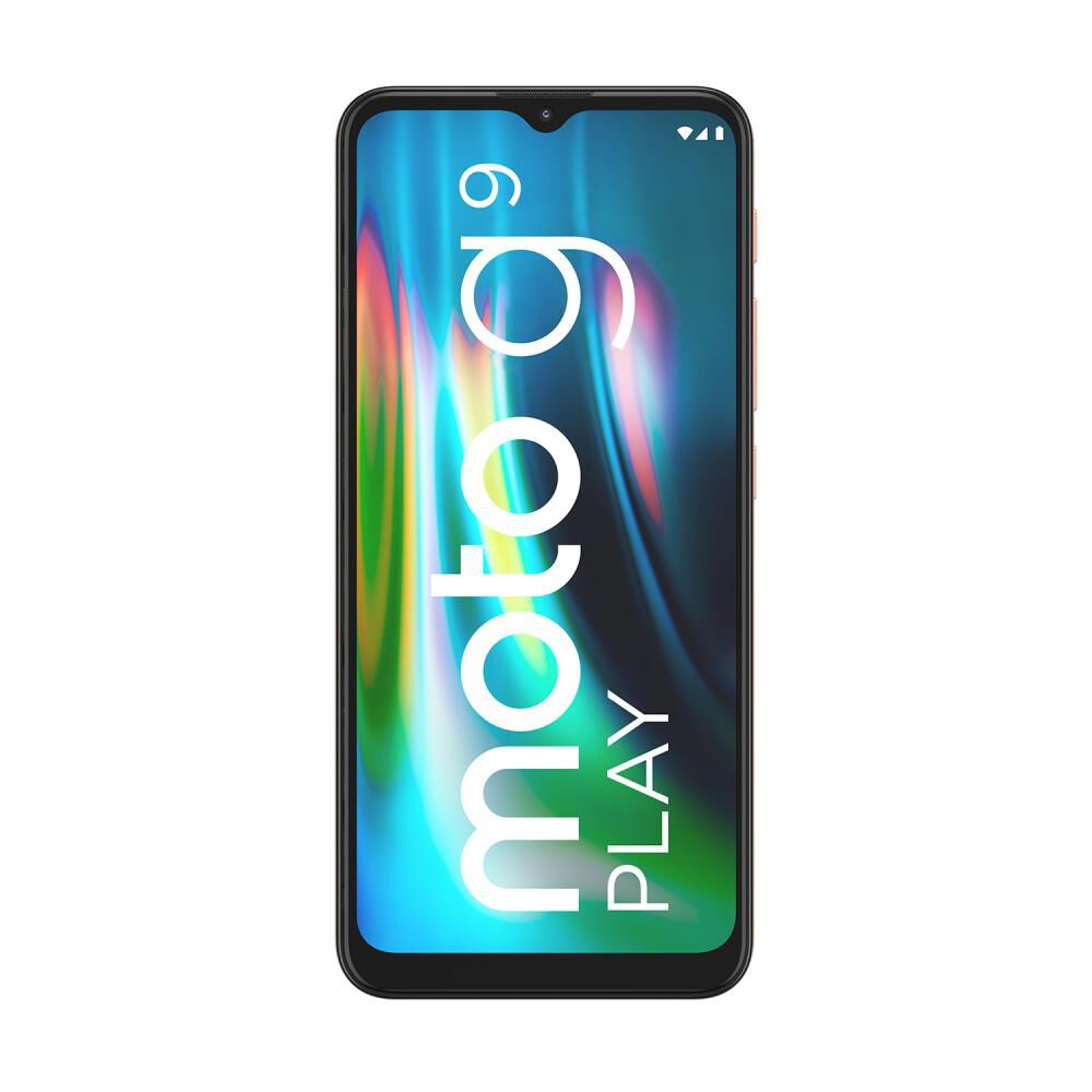 Smartphone Motorola G9 Play Rosa / 64 Gb / Liberado image number 0.0