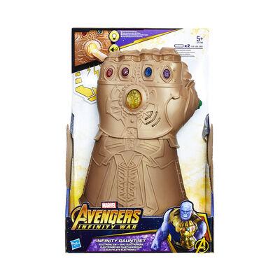 Juego De Acción Hasbro Avengers Guante Thanos
