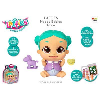 Muñeca Laffies Nora