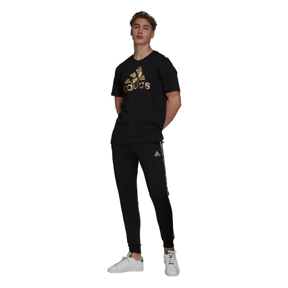 Polera Hombre Adidas Essentials image number 1.0