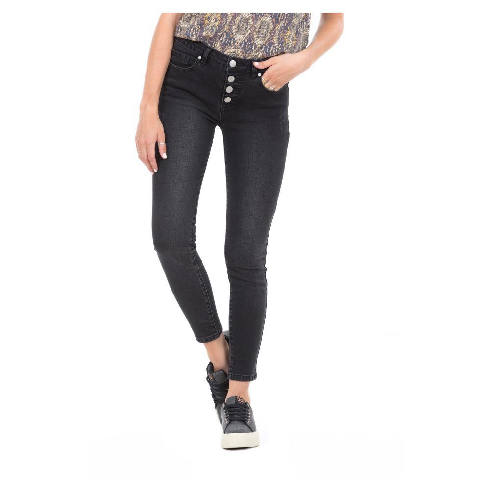 Jeans Mujer Skinny Maui and Sons image number 0.0