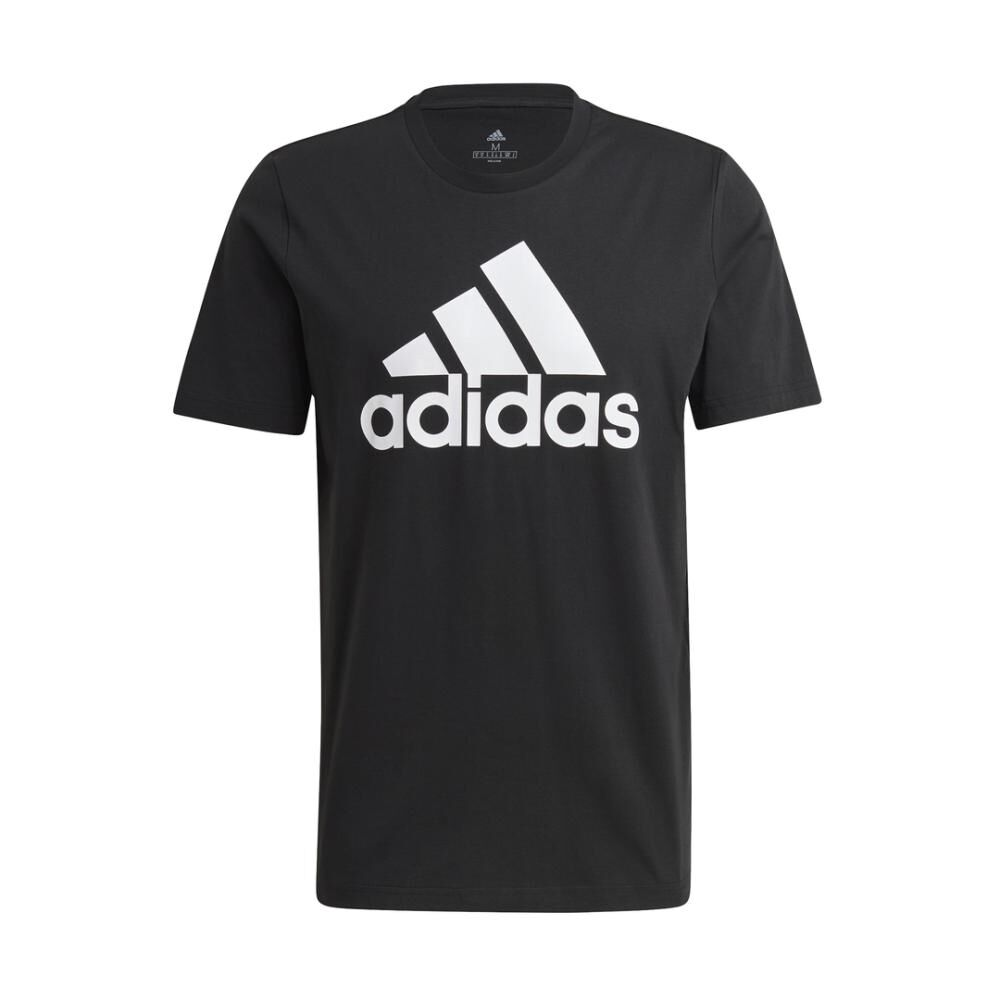 Polera Hombre Adidas Essentials Big Logo image number 5.0