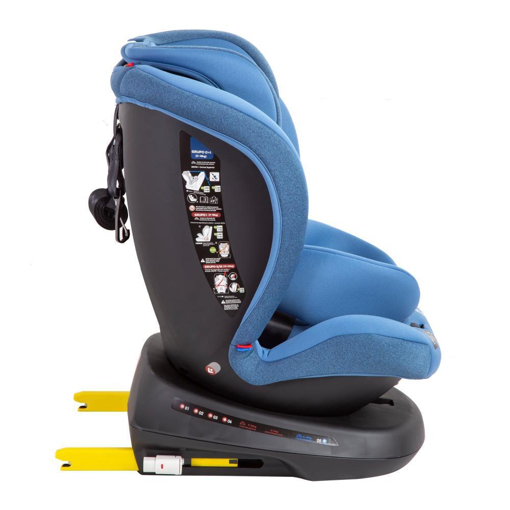 Silla De Auto Ajustable Bebesit S64 Azul image number 10.0