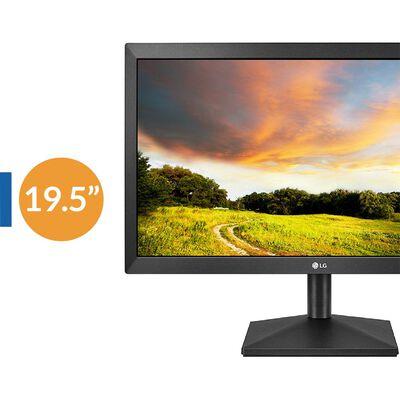 "Monitor LG 20MK400H-B 19.5"" HD"