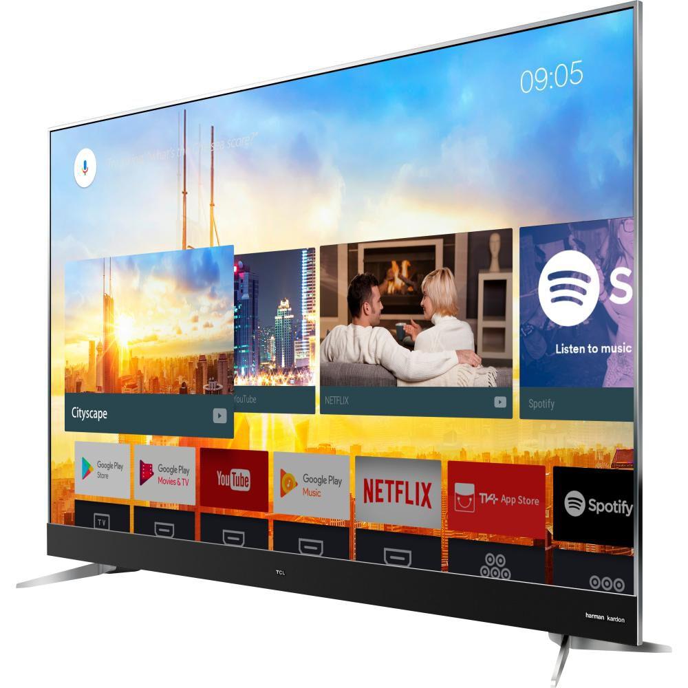 """Led TCL 75C2US / 75"""" / Ultra Hd / 4K / Smart Tv image number 1.0"""