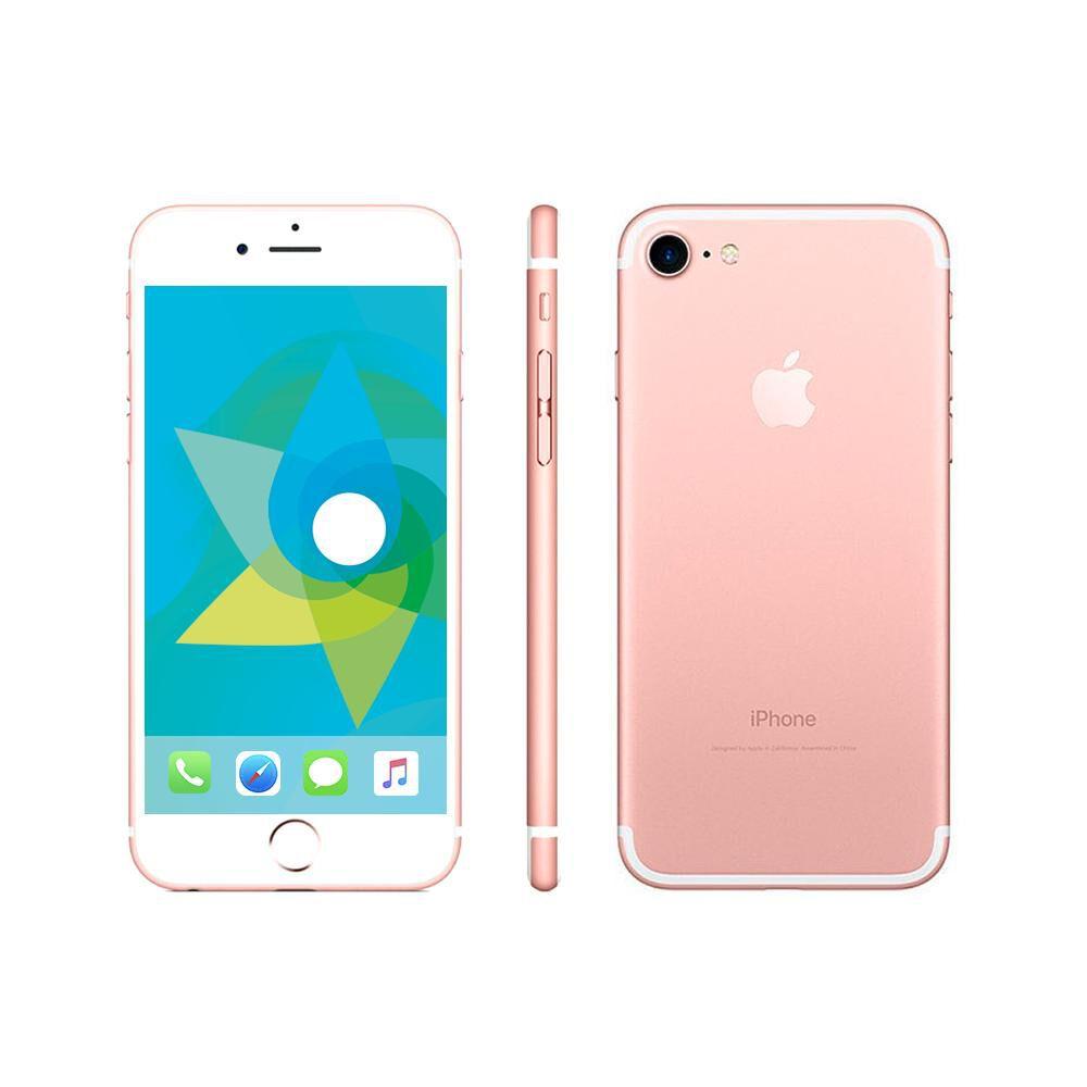 Smartphone Iphone 7 Reacondicionado  Rosado /  32 Gb / Liberado image number 0.0