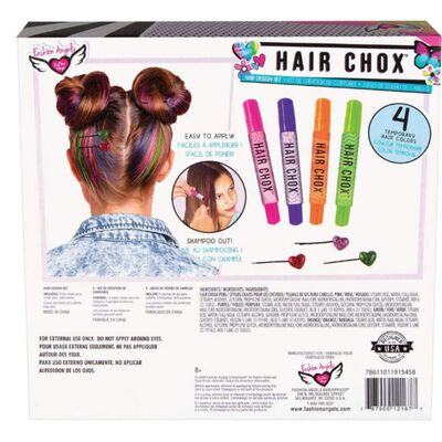 Set De Belleza Fashions Angels Unicorn Magic Hair Chox Set