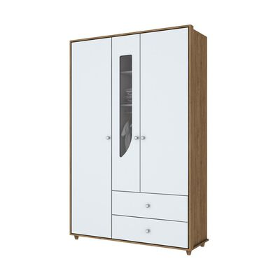 Closet Home Mobili Parral  / 3 Puertas    / 2 Cajones