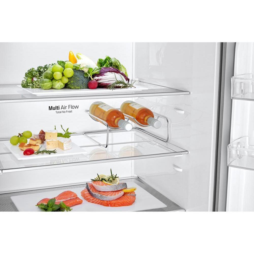 Refrigerador Bottom Freezer LG LB45SGP / No Frost / 442 Litros image number 2.0