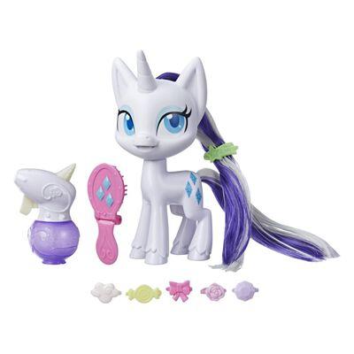 Muñeca My Little Pony Rarity Cabellos Mágicos