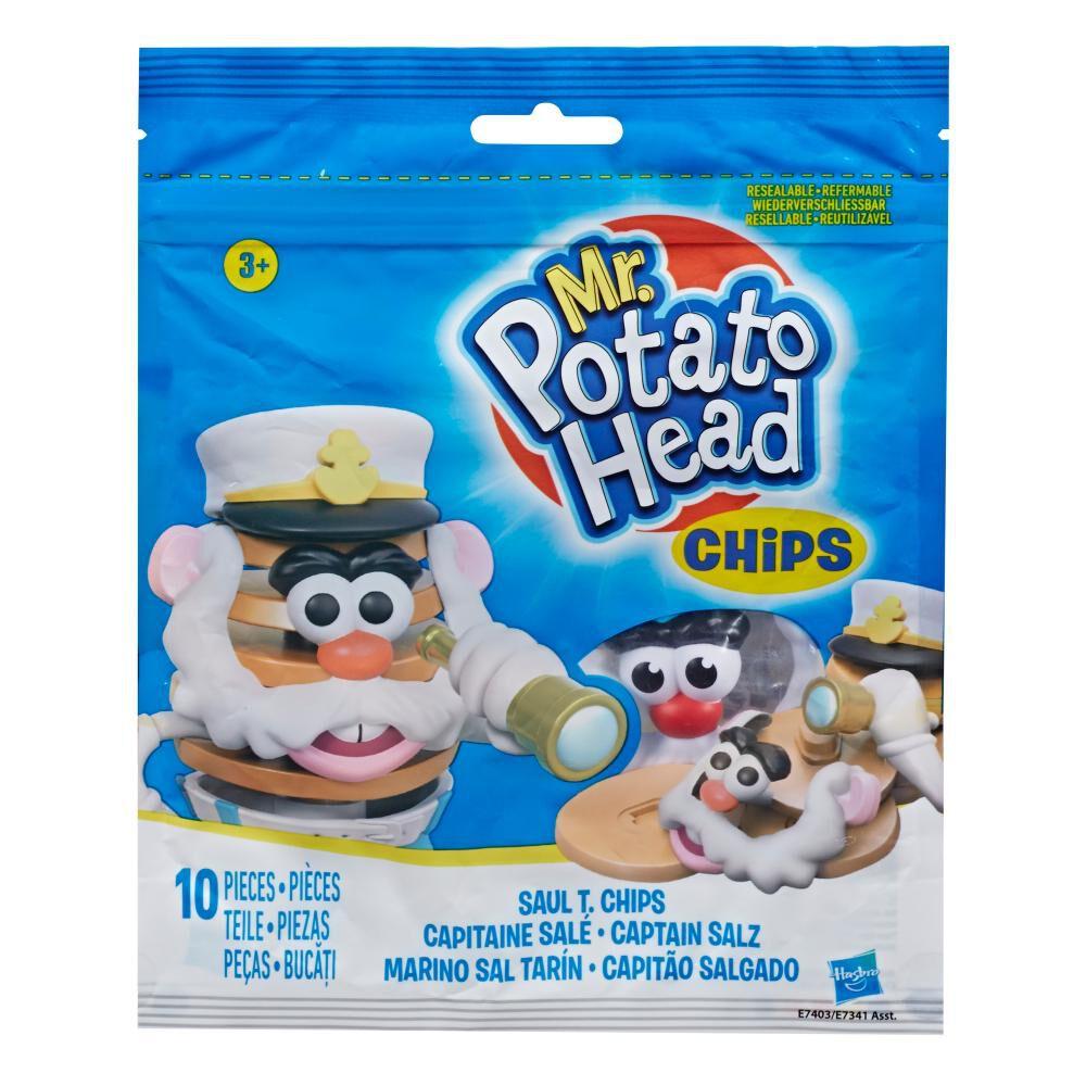 Figura De Acción Potato Head Chips Marino Sal Tarín image number 0.0