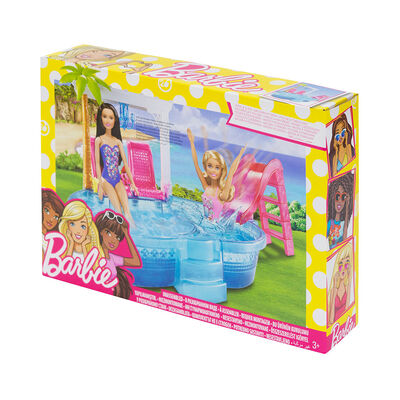 Piscina Barbie Dgw22