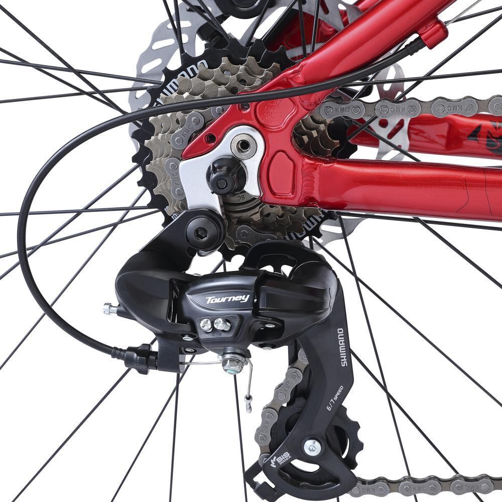 Bicicleta Mountain Bike Oxford Merak 1 / Aro 28 image number 4.0