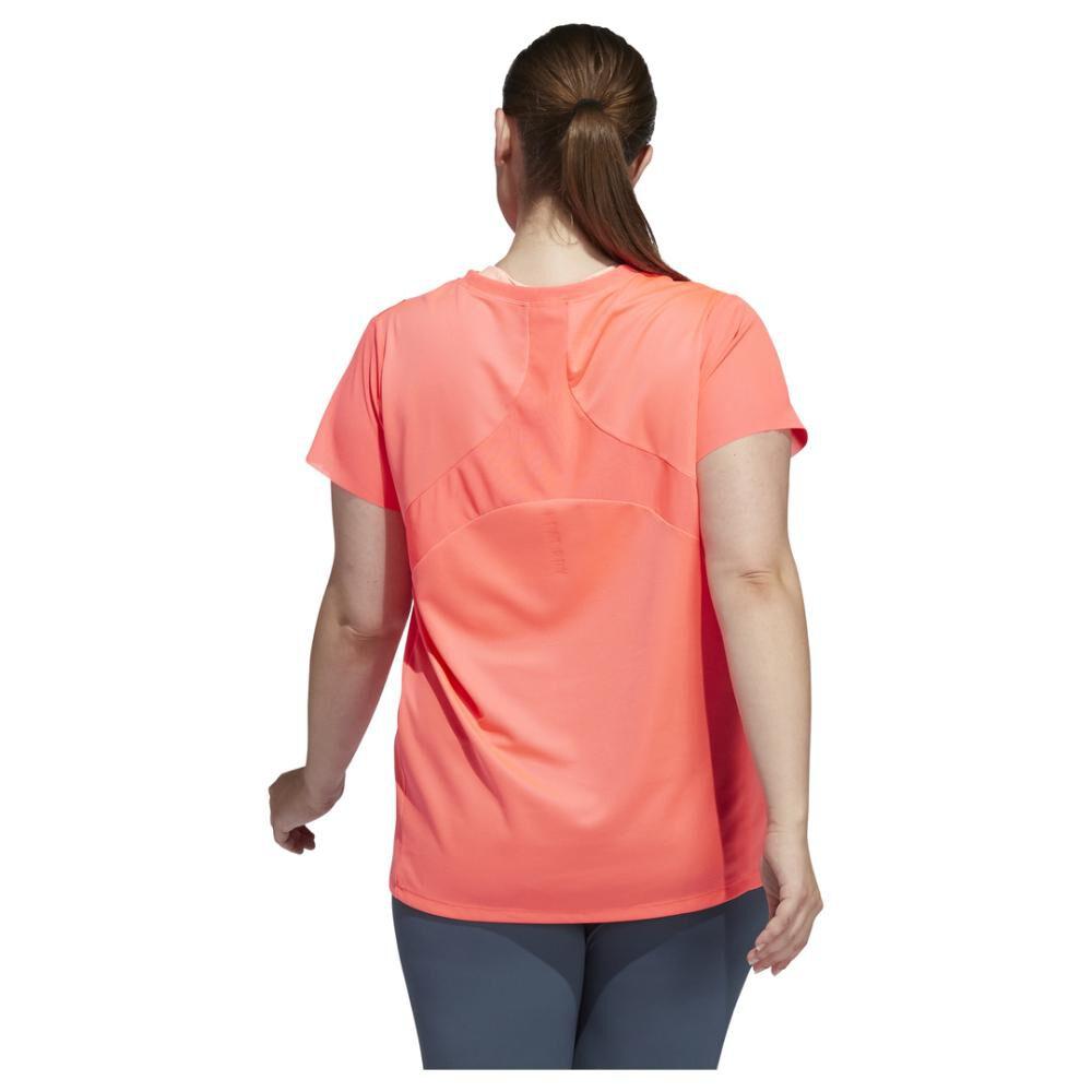 Polera Mujer Adidas Heat.rdy Training image number 3.0