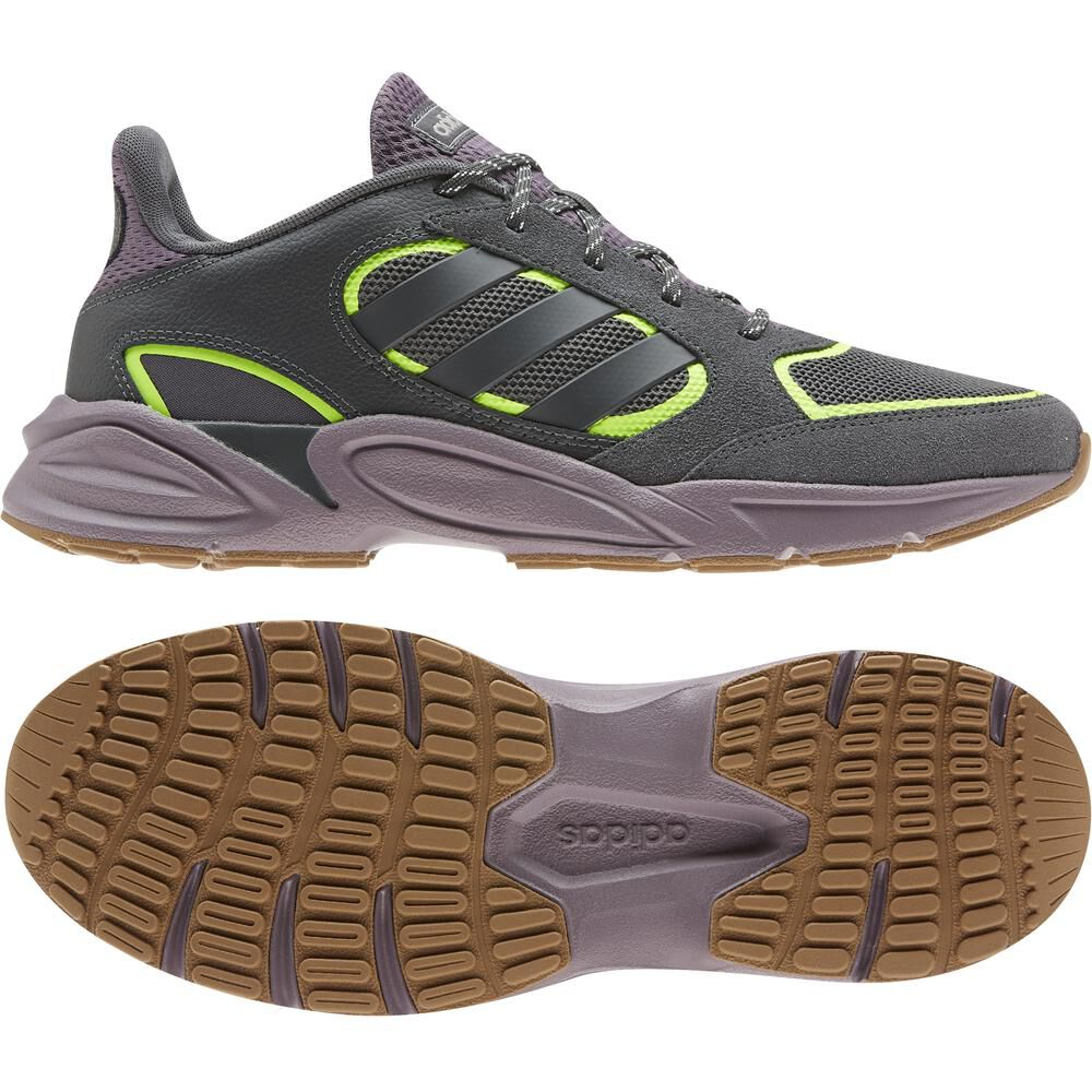 Zapatilla Running Hombre Adidas 90s Valasion image number 4.0