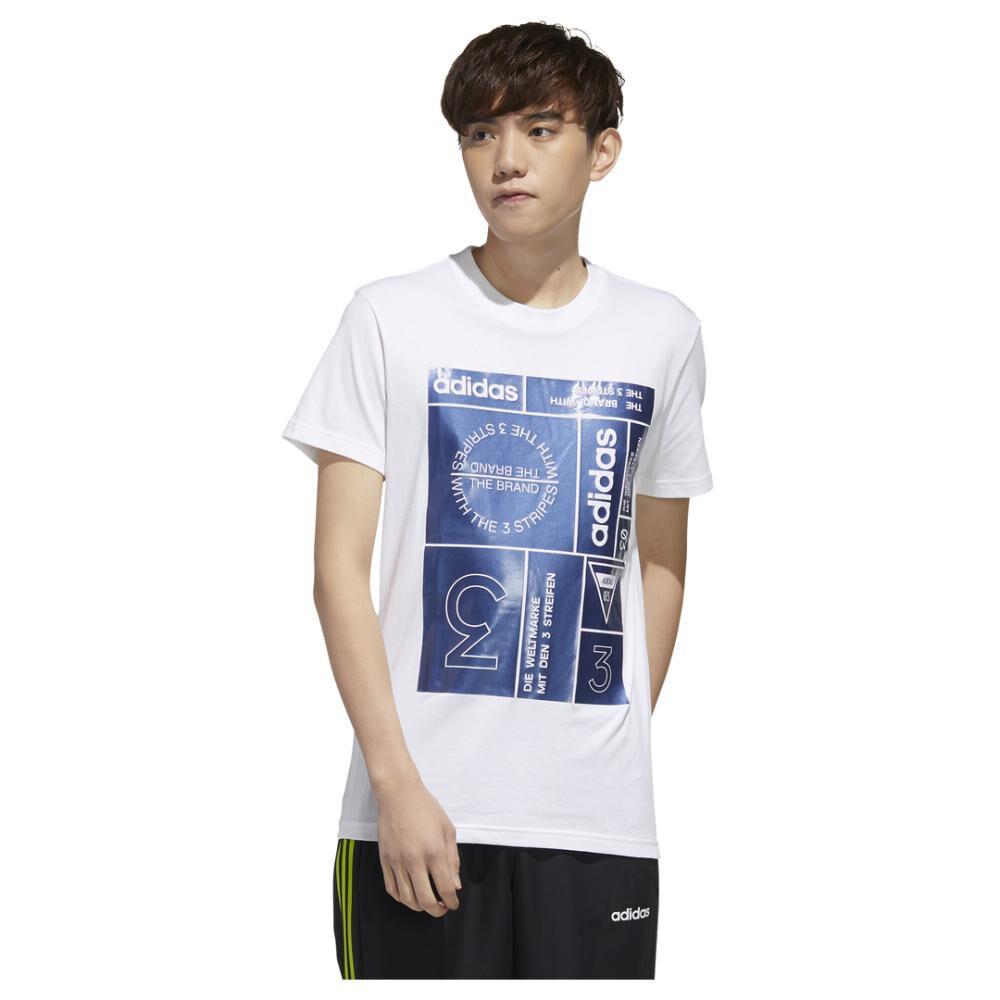 Camiseta Con Estampado Unisex Adidas Culture Pack image number 0.0