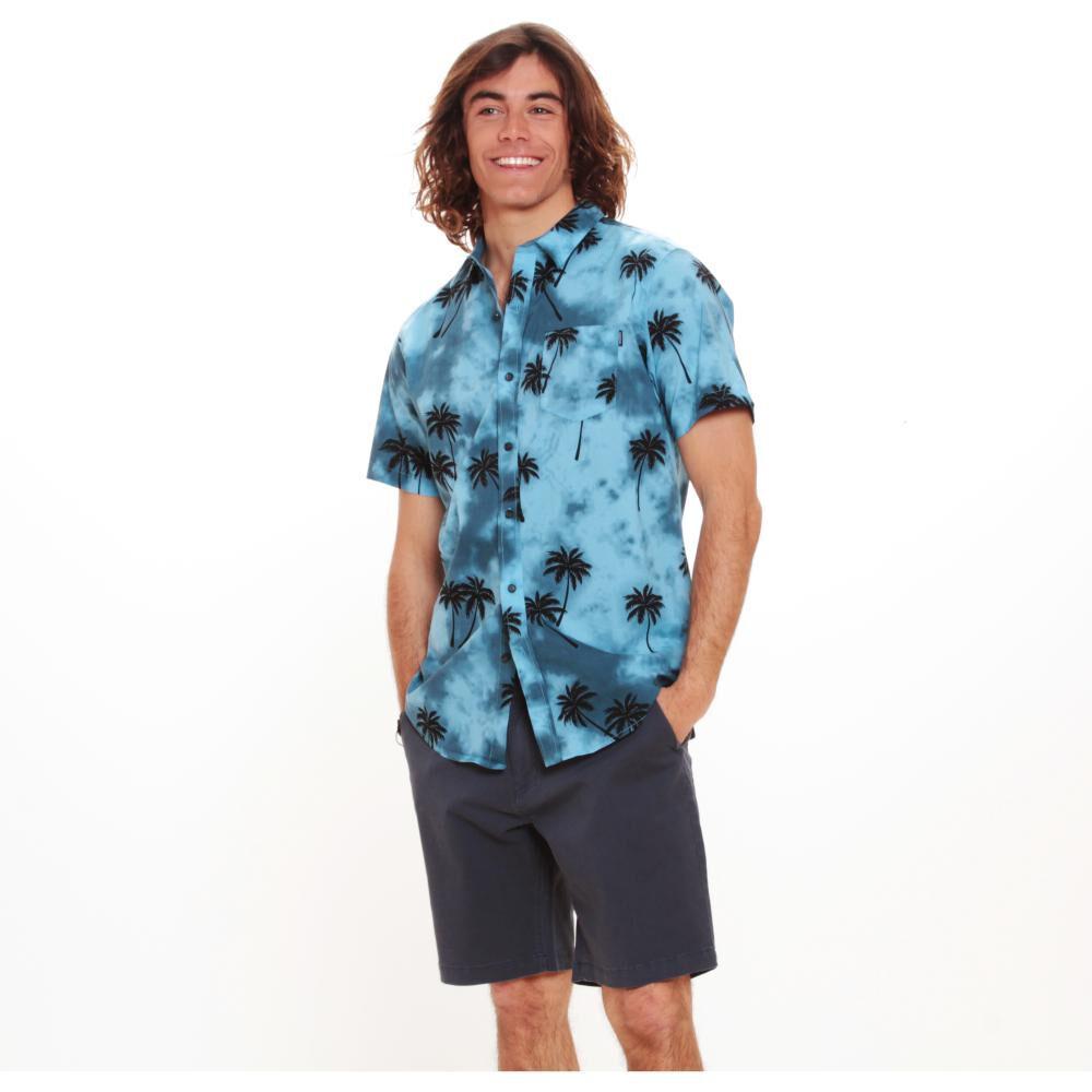 Camisa Hombre Maui Azulino image number 1.0