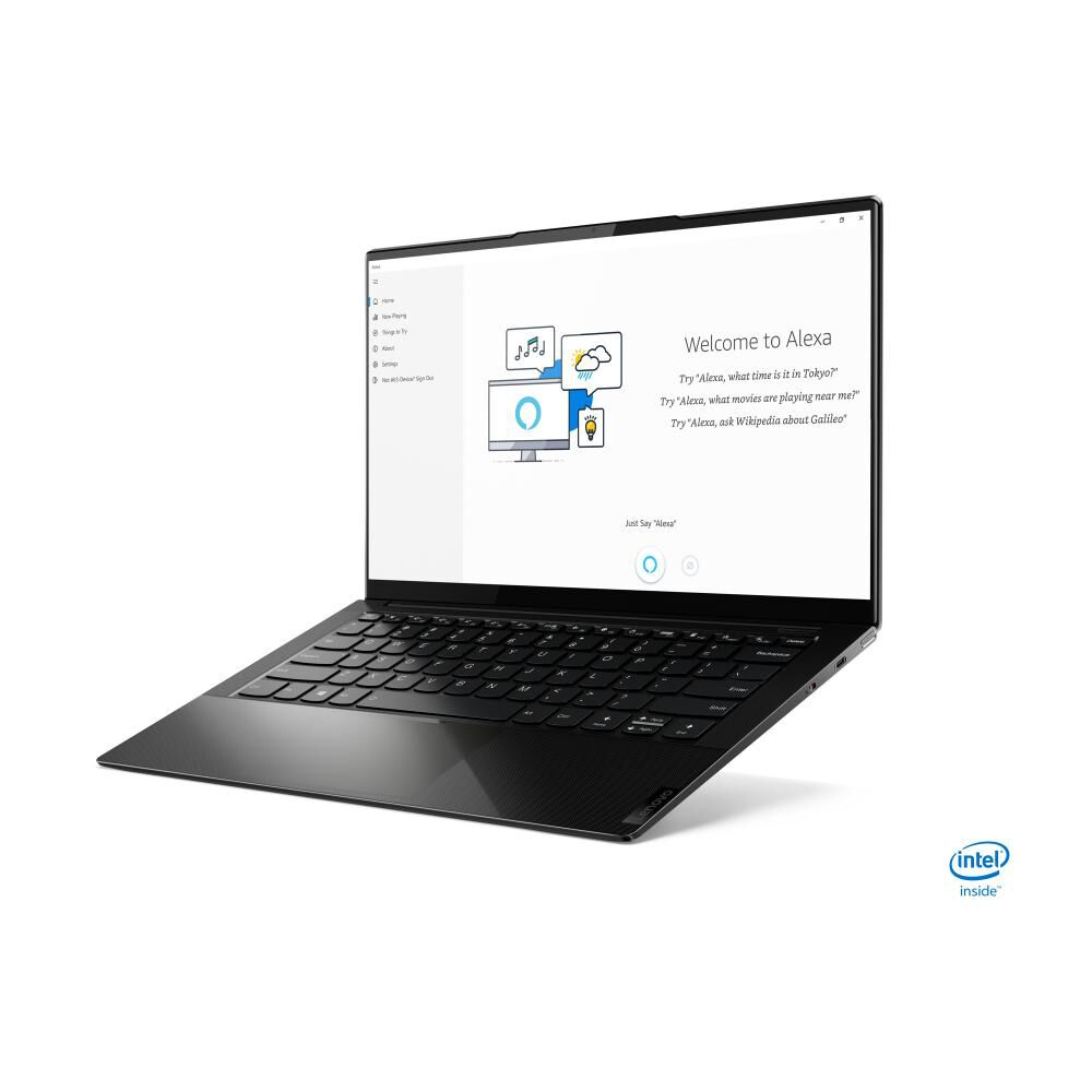"Notebook Lenovo Yoga Slim 9 14itl5 / Shadow Black / Intel Core I7 / 16 Gb Ram / 1 Tb  Ssd/ 14"" image number 8.0"