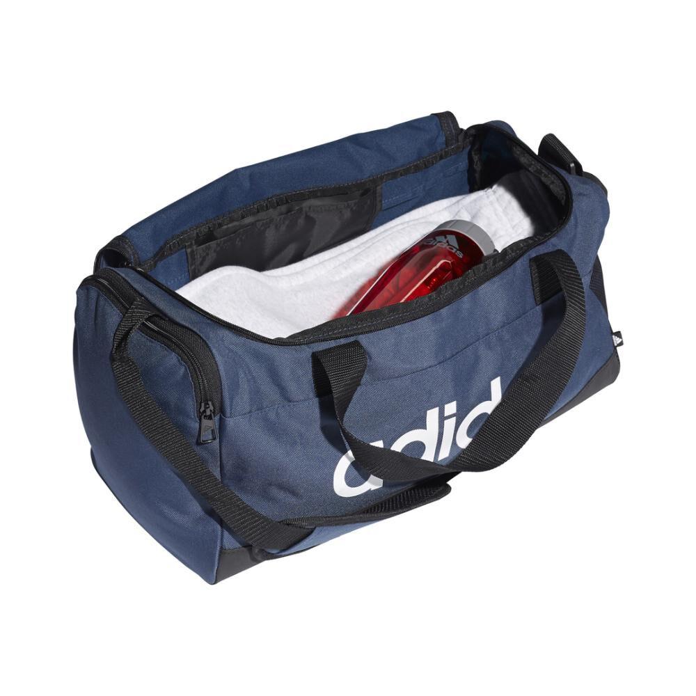 Bolso Unisex Adidas Essentials Duffel Bag Xs image number 3.0
