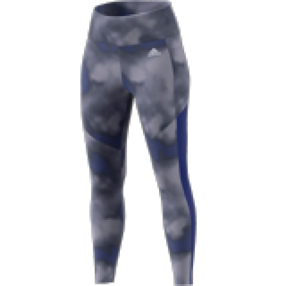 Calza Mujer Adidas Designed To Move Aop 7/8 Tight image number 8.0