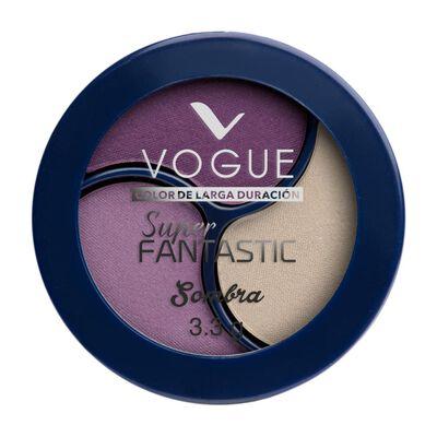 Set De Sombras Vogue H1622800  / Violeta 20