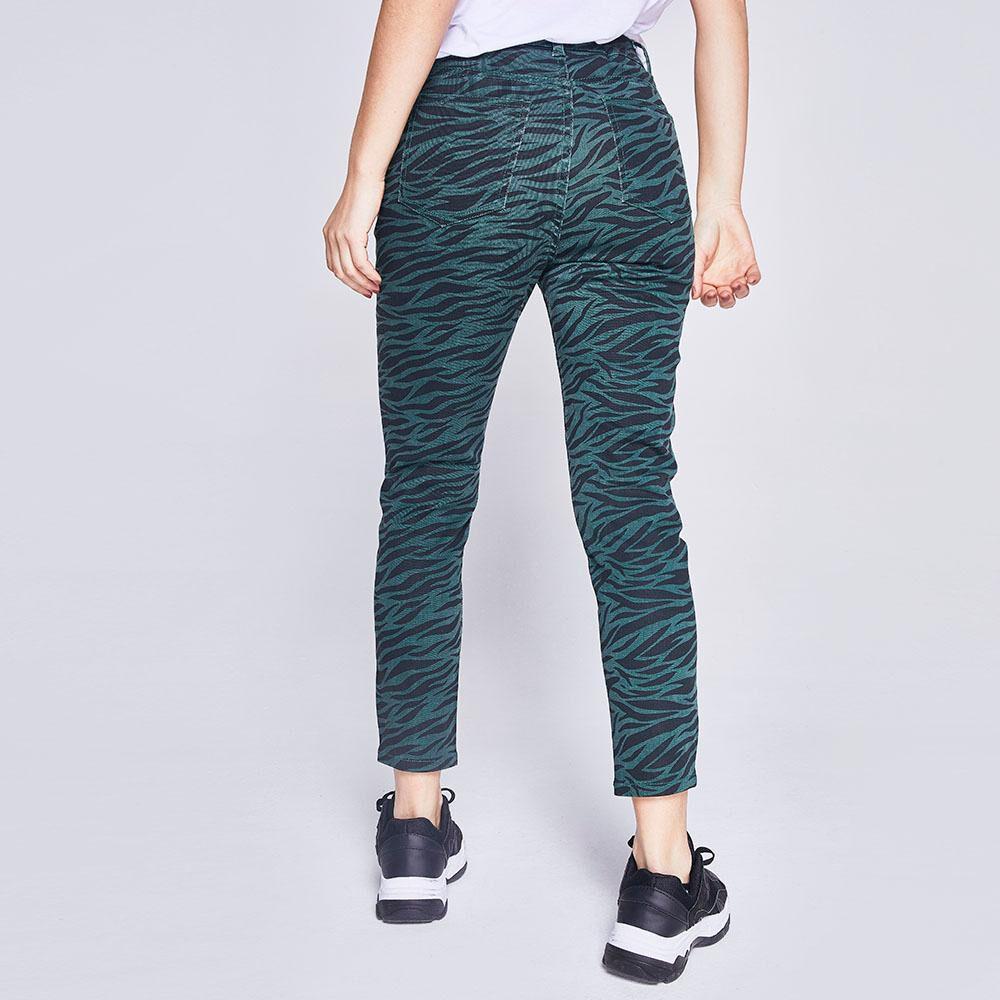 Pantalon Estampado Animal Mujer Freedom image number 2.0