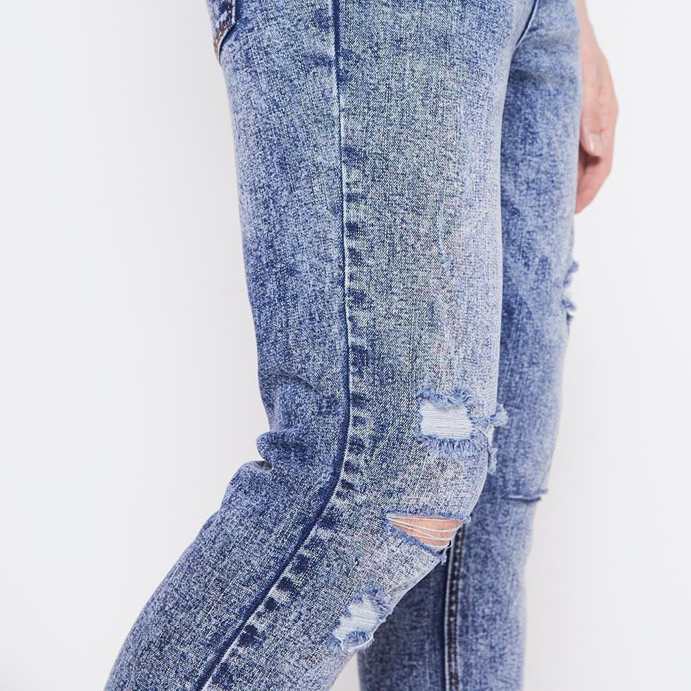 Jeans Super Skinny  Hombre Skuad image number 4.0