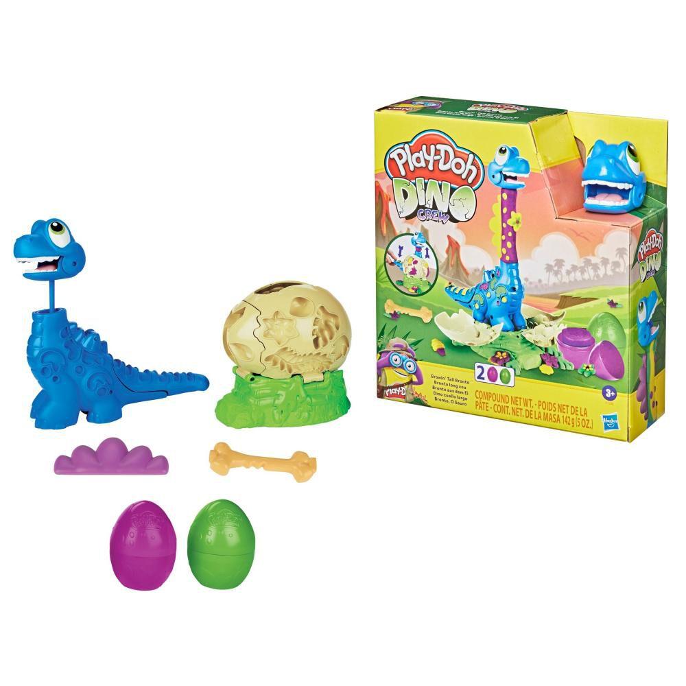Masas Educativas Play Doh Dino Crew image number 1.0