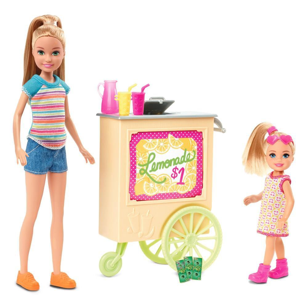 Muñeca Barbie Stand De Limonada image number 0.0