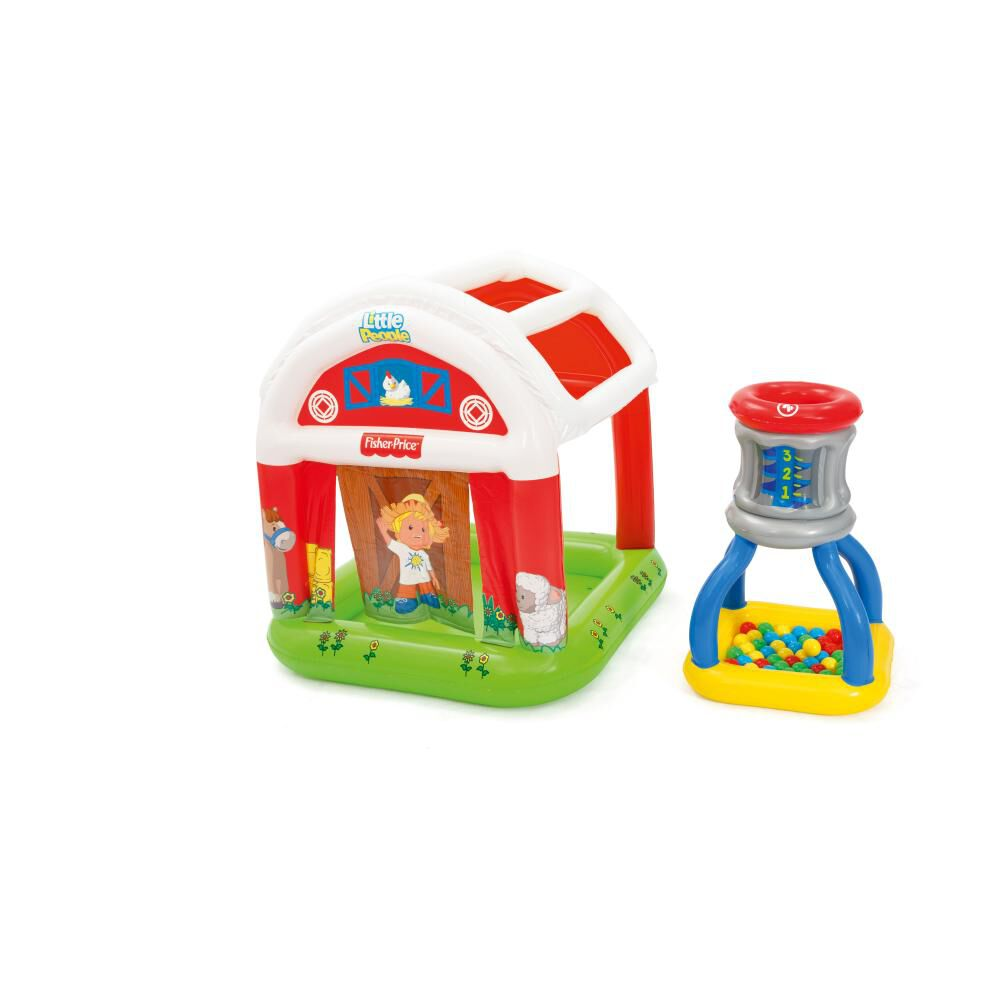 Centro De Juego Inflable Fisher Price 93702 image number 0.0