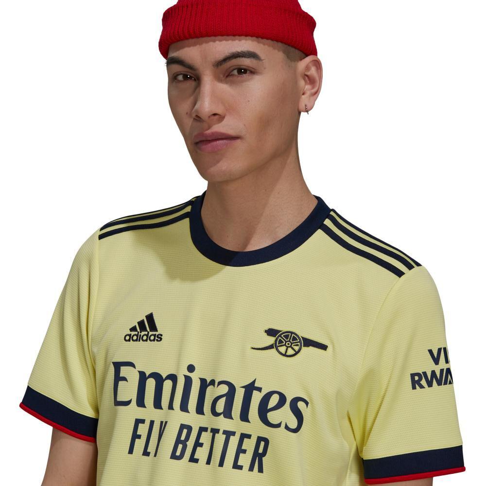 Camiseta De Fútbol Hombre Adidas Arsenal Fc 21/22 image number 3.0