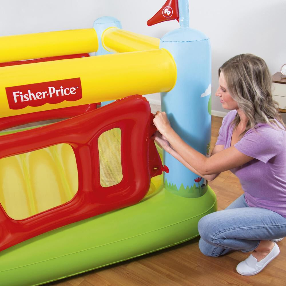 Castillo Inflable Fisher Price image number 3.0