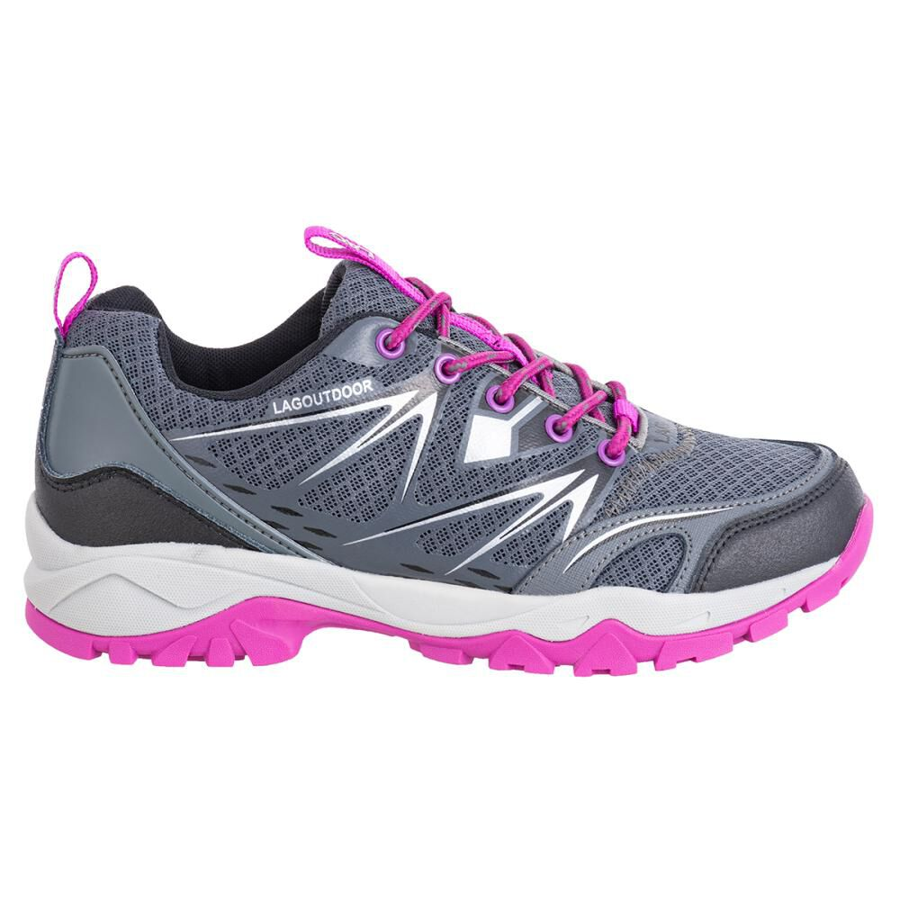 Zapatilla Outdoor Mujer Lag image number 1.0