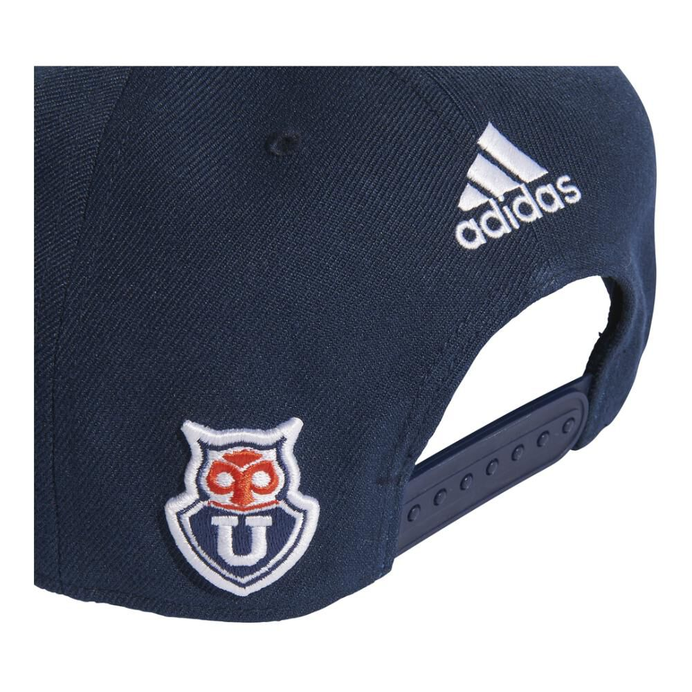 Gorra Adidas Club Universidad De Chile image number 4.0