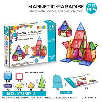 Puzzle Magnetics Z21807-2 Paradise