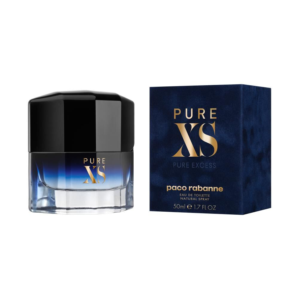 Pure Xs Edt 50Ml image number 0.0