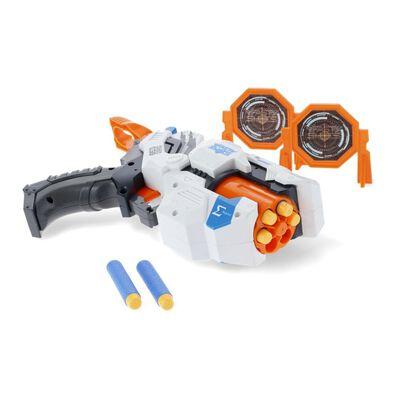 Pistolas De Juguete Hitoys Lanzador 6 Dardos