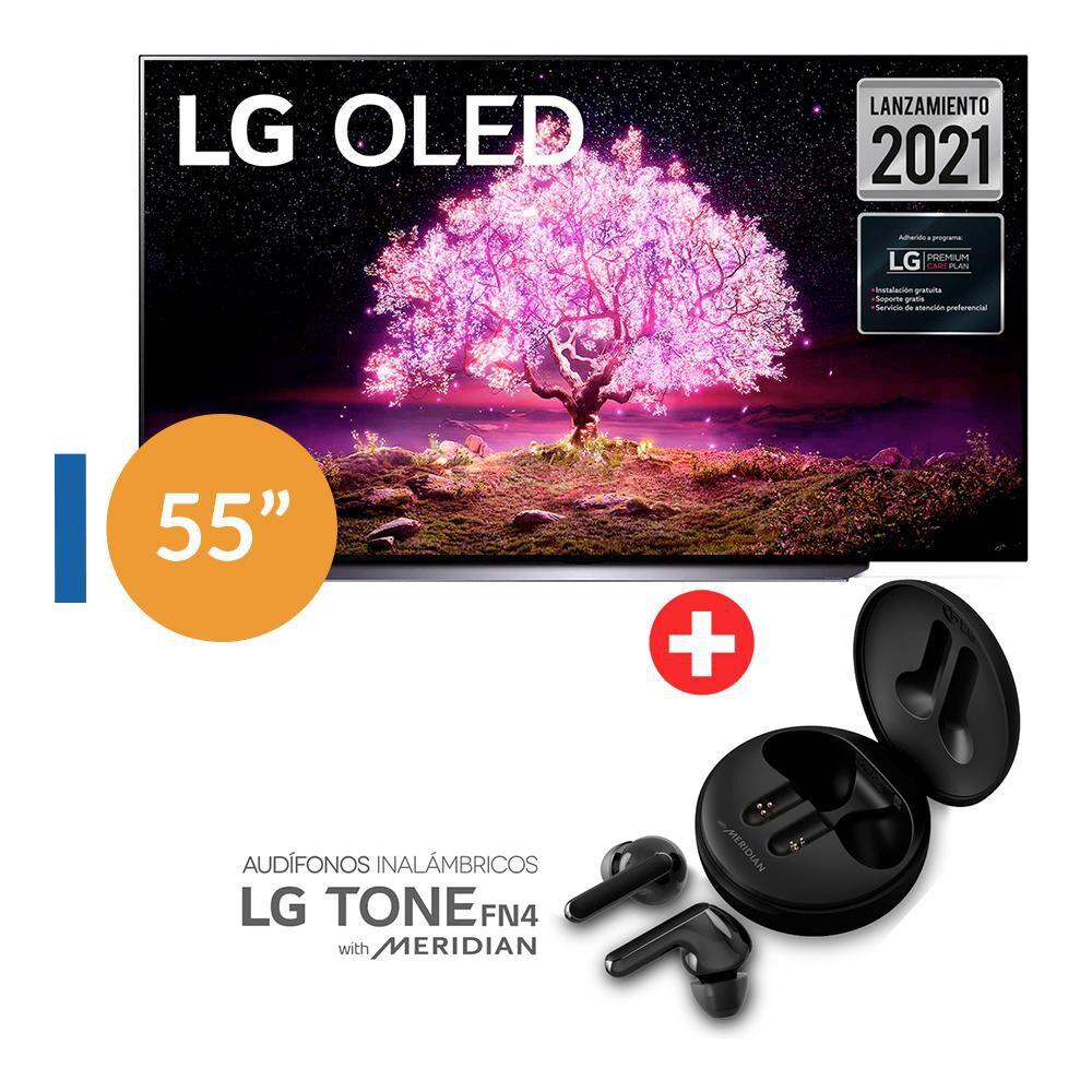 """Oled LG OLED55C1PSA+ Fn4 / 55"""" / Ultra Hd 4k image number 0.0"""