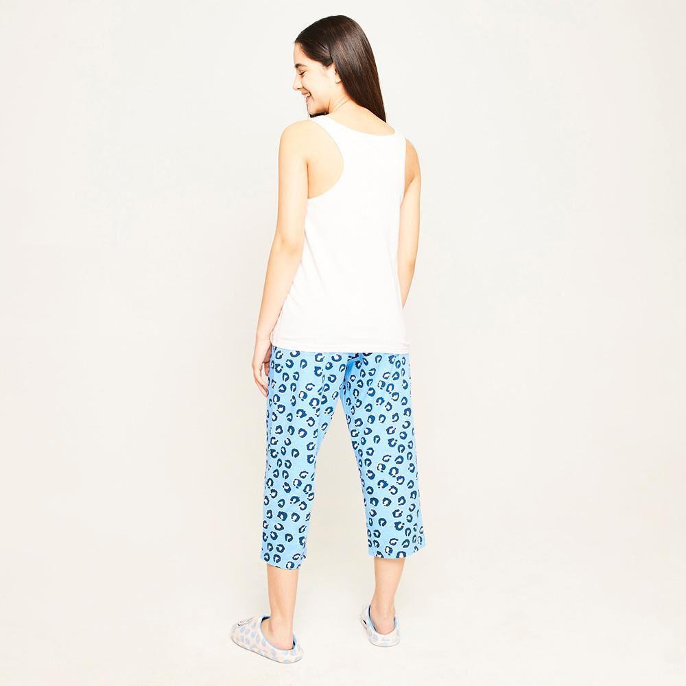 Pijama Capri Mujer Disney image number 2.0