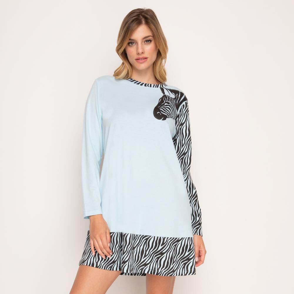 Pijama  Mujer Intime image number 1.0