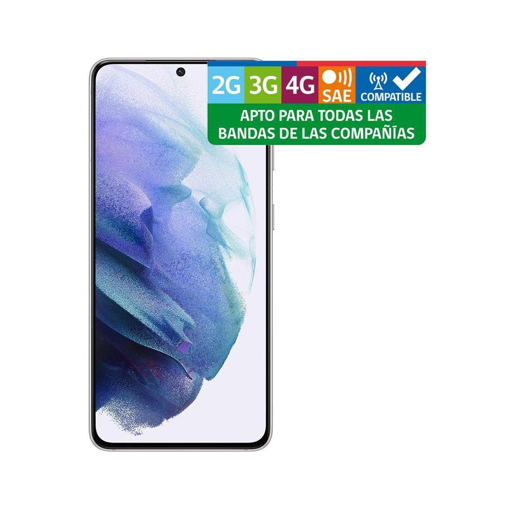 Smartphone Samsung S21 Phantom White / 128 Gb / Liberado image number 8.0