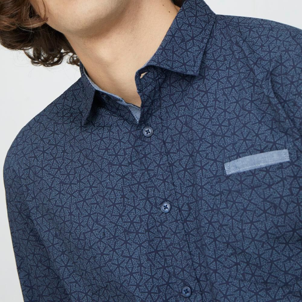 Camisa  Hombre Rolly Go image number 3.0
