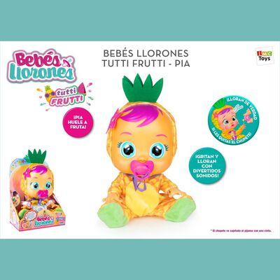 Muñeca Cry Babies Frutas Pia