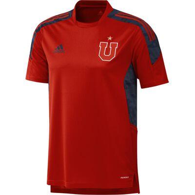 Camiseta De Fútbol Hombre Adidas 2021 Universidad De Chile