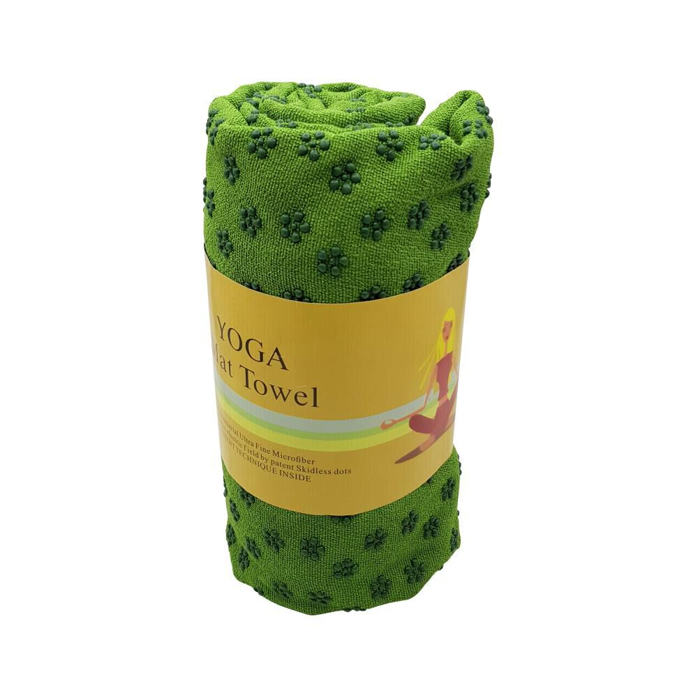 Toalla Yoga Muvo 1800*630Mm Verde image number 1.0