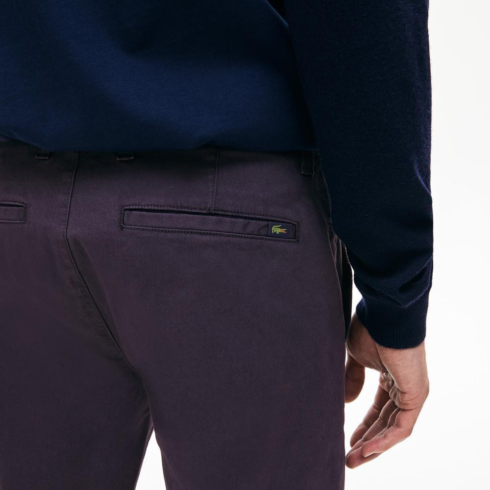 Pantalon Hombre Lacoste image number 5.0
