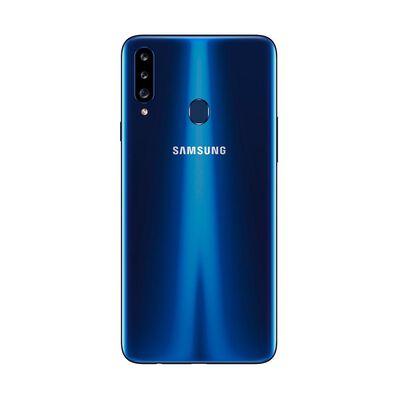 Smartphone Samsung A20S Azul 32 Gb / Liberado